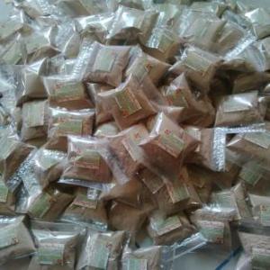 sereal beras merah organik